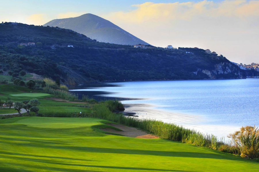 Costa Navarino Bay Course